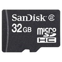 SanDisk SDSDQM-032G-B35 32 GB microSDHC - Class 4 - 1 Card