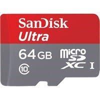 SanDisk Mobile Ultra 64 GB microSDXC - Class 10