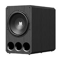 "Monolith by Monoprice 15"" THX Ultra Certified 1000 Watt Powered Subwoofer"
