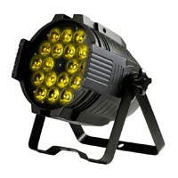 Stage Right by Monoprice Stage Wash 18 Watt x 18 LED PAR Stage Light (RGBWA-UV) (Open Box)