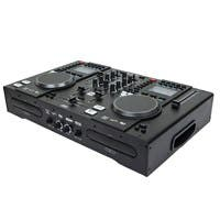 All-In-One DJ System with Dual CD & USB Flash Players, FX & MIDI Controller (Refurbished)