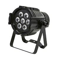 Stage Right by Monoprice Bright 8-watt x 7 LED PAR-575 Stage Light (RGBW) (Open Box)