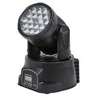 Stage Right by Monoprice 3-Color LED Moving Head Stage Light (Open Box)