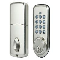 Monoprice Z-Wave Electronic Door Lock NO LOGO (Open Box)