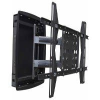 Monoprice Recessed Series Full-Motion Wall Mount Bracket (Max 200 lbs 42 - 63 inch) (Open Box)