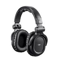 Premium Hi-Fi DJ Style Over-the-Ear Pro Bluetooth Headphones with Mic and Qualcomm aptX Support (8323 with Bluetooth)