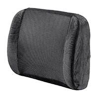 Workstream by Monoprice Memory Foam Ergonomic Back Rest Cushion