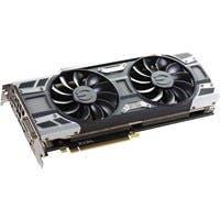 EVGA GeForce GTX 1080 Graphic Card - 1.61 GHz Core - 1.73 GHz Boost Clock - 8 GB GDDR5X - PCI Express 3.0 x16 - Dual Slot Space Required - 256 bit Bus Width - SLI - Fan Cooler - OpenGL 4.5, DirectX 12