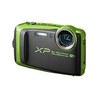 Fuji Photo Film FinePix XP120 Lime 16.4MP 3.0 inch LCD Waterproof XP Action Camera - 16543999