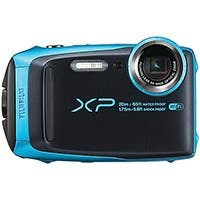 Fujifilm FinePix XP120 Digital Camera - Sky Blue - 16544448