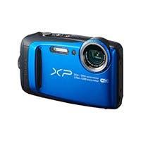 Fujifilm FinePix XP120 16.4 Megapixel Compact Camera - Blue - 3 LCD - 16:9 - 5x Optical Zoom - 2x - 16543860