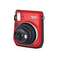Fujifilm Instax Mini 70 - Candy Kit - Instant Camera - MINI70RED CANDY KIT