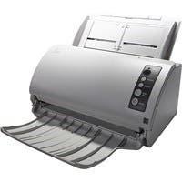 Fujitsu fi-7030 Sheetfed Scanner - 600 dpi Optical - 24-bit Color - 8-bit Grayscale - 27 - 27 - Duplex Scanning - USB