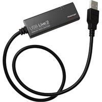 Hauppauge USB-Live2 Video Capturing Device - USB - 720 x 576 - NTSC, PAL - USB - External