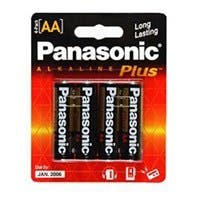 Panasonic AA-Size General Purpose Battery Pack - Alkaline