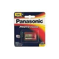 Panasonic Photo Lithium - CR-2PA 3 Volt Battery