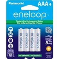 Panasonic eneloop General Purpose Battery - 4 / Pack