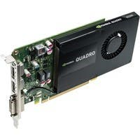 PNY Quadro K2200 Graphic Card - 4 GB GDDR5 - PCI Express 2.0 x16 - Full-height - Single Slot Space Required - 128 bit Bus Width - 3840 x 2160 - Fan Cooler - DirectCompute, OpenCL, DirectX 11.2, OpenGL