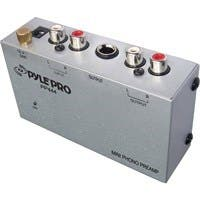 PylePro PP444 Amplifier - 0.1% THD - 20 Hz to 20 kHz
