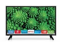"""Vizio D24H-E1 24"""" LED 720p Smart TV"""