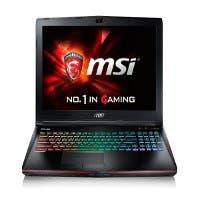 "MSI GE Series GE62 Apache Pro-004 15.6"" Gaming Laptop 6th Generation Intel Core i7 6700HQ (2.60 GHz) 16 GB Mem1 TB HD NVIDIA GeForce GTX 960M 2 GB GDDR5 Win 10 Home (Open Box)"