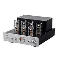 Monoprice Pure Tube Stereo Amplifier with Bluetooth, Line, and Phono Inputs