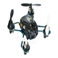 Hubsan Q4 H111 Nano Quadcopter Drone, Black (Open Box)