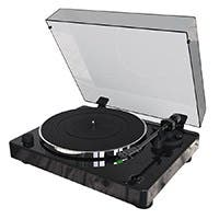 Monolith by Monoprice Turntable with Audio-Technica AT100E Cartridge