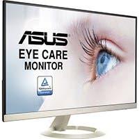 "ASUS 27"" WQHD (2560 X 1440) IPS DP HDMI VGA Eye Care Monitor 27-Inch Screen LED-lit Monitor (VZ27AQ)"
