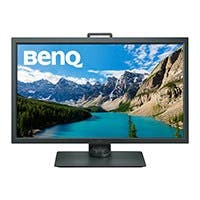 BenQ 31.5 inch 4K Photographer Monitor (SW320), 3840x2160 UHD, HDR, 99% AdobeRGB, 100% Rec.709, DCI-P3, HW Calibration, 14-bit 3D LUT, GamutDuo, HDMI 2.0, Hotkey Puck , 60Hz refresh rate