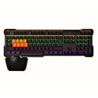 Bloody B720 Light Strike LK Optical Mechanical Gaming Keyboard - Neon LED Backlit - LK Black Switches 28095