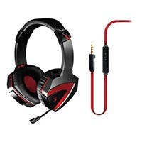 G500 Combat Gaming Headset, Microphone, Compatible Across Platforms by Bloody Gaming
