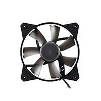 Cooler Master MasterFan Pro 120 Air Flow- 120mm High Air Flow Black Case Fan, Computer Cases CPU Coolers and Radiators