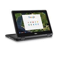 Dell - DP1T3 - Dell Chromebook 3189 11.6 Touchscreen LCD 2 in 1 Chromebook - Intel Celeron N3060 Dual-core (2 Core) 1.60