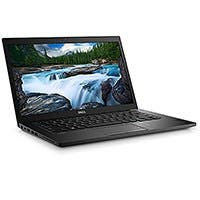 "Dell 7DTN9 Latitude E7480 14"" Laptop with Intel Core i5-7300U, 8GB RAM, 128GB SSD, Black"