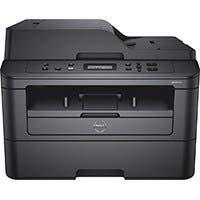 Dell E514dw Wireless Monochrome Laser Multifunction Printer - Copier - Scanner