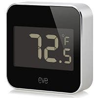 Elgato 10027809 Eve Degree Indoor Temperature & Humidity Sensor