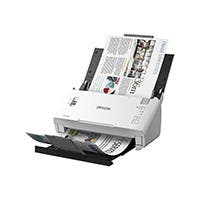 EPSON DS-410 Duplex Up to 600 DPI USB Color Document Sheet-Fed Scanner - B11B249201
