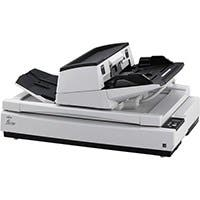 Fujitsu FI-7700 Production Scanner 100ppm 300-Sheet ADF Flatbed 90DAY Onsite