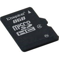 Kingston MBLY4G2/8GB 8 GB microSDHC - 1 Card