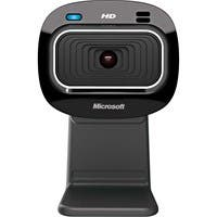 Microsoft LifeCam HD-3000 Webcam - 30 fps - USB 2.0 - 1280 x 720 Video - CMOS Sensor - Fixed Focus - Widescreen - Microphone
