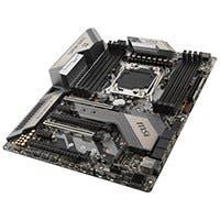 MSI X299 TOMAHAWK LGA 2066 Intel X299 SATA 6Gb/s USB 3.1 ATX Intel Motherboard