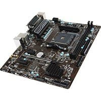 MSI A320M PRO-VHL AM4 AMD A320 SATA 6Gb/s USB 3.1 HDMI Micro ATX AMD Motherboard