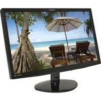 "Planar PLL2010MW 19.5"" LED LCD Monitor - 16:9 - 5 ms - Adjustable Display Angle - 1600 x 900 - 16.7 Million Colors - 250 Nit - 1,000:1 - HD+ - Speakers - DVI - VGA - Black - RoHS 2"