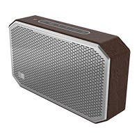 CanSolo M Bluetooth Speaker - Wenge/Saddlebrown