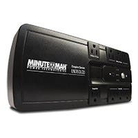 MINUTEMAN EN350 Uninterrupted Power Supply - STANDBY UPS 350VA/200W 120VAC INPUT & OUTPUT VOLTAGE RANGE 95