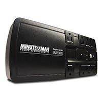 MINUTEMAN EN350 Uninterrupted Power Supply - STANDBY UPS 350VA/200W 120VAC INPUT & OUTPUT VOLTAGE RANGE 95