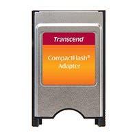 Transcend PCMCIA Card Adapter - TS0MCF2PC