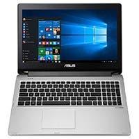 """Asus R554LA-RH31T(WX) Transformer Book i3, 6GB, 500GB DVDRW, 15.6"""" Win10 Laptop"""