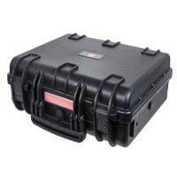 Monoprice Weatherproof Hard Case with Customizable Foam 19x16x6in (Open Box)